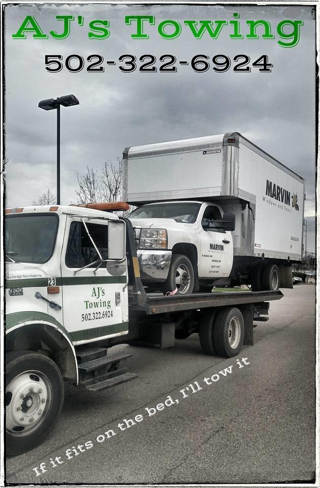 AJ's Towing Service image 4