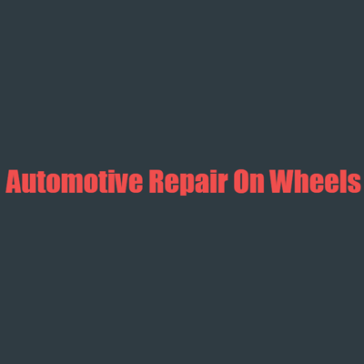 Automotive Repair On Wheels