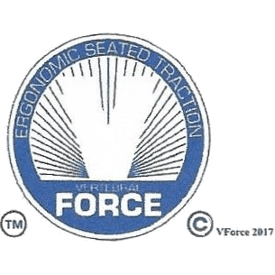 V-Force Seated Lumbar Traction