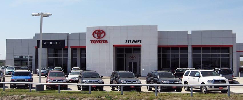 Stewart Toyota image 0