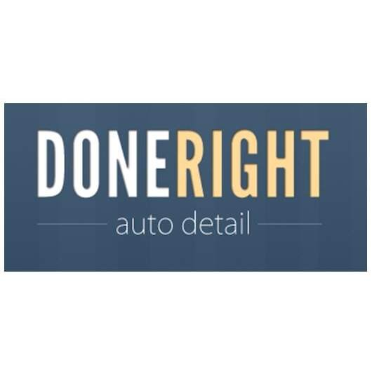 Done Right Auto Detail image 0