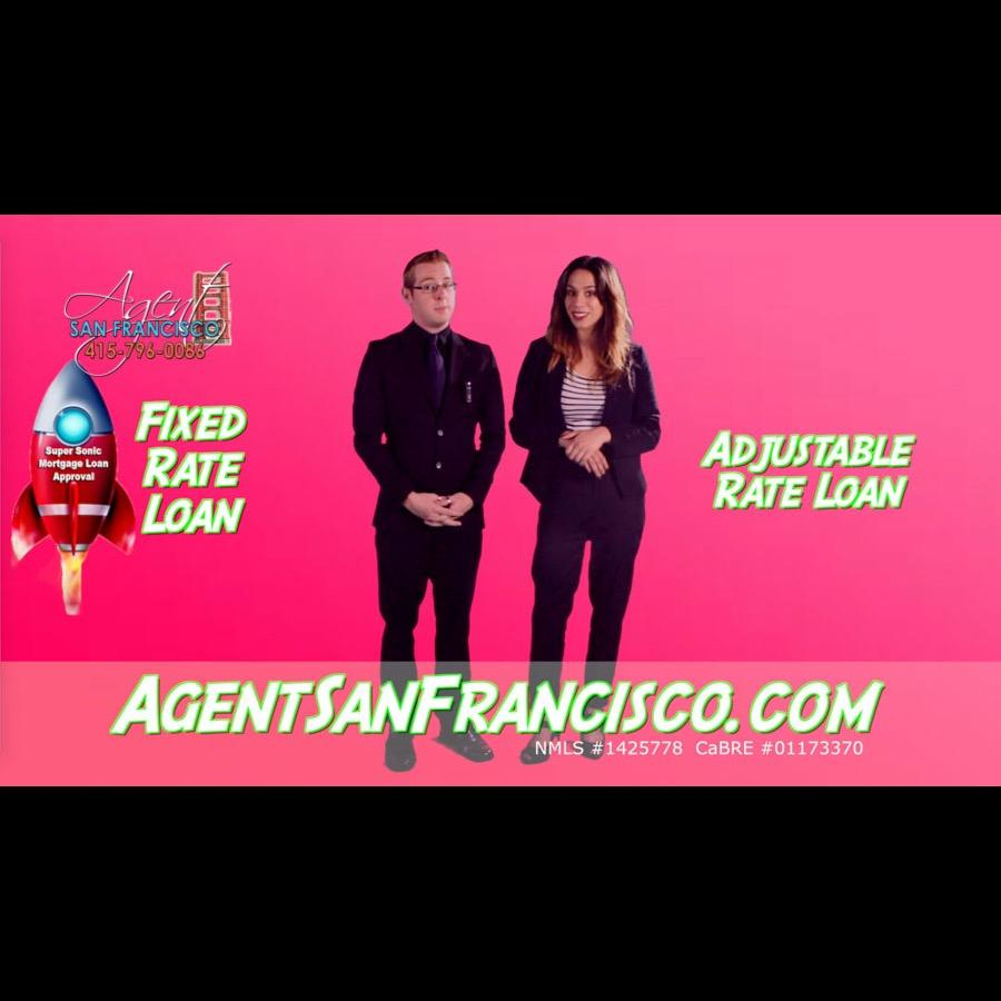 AGENT SAN FRANCISCO MORTGAGE HOME LOANS & Commercial real estate Loans SF