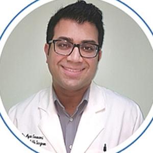 Dr. Ayan Goswami, DPM & Board-Certified Podiatrist, , Orthopaedic Surgeon