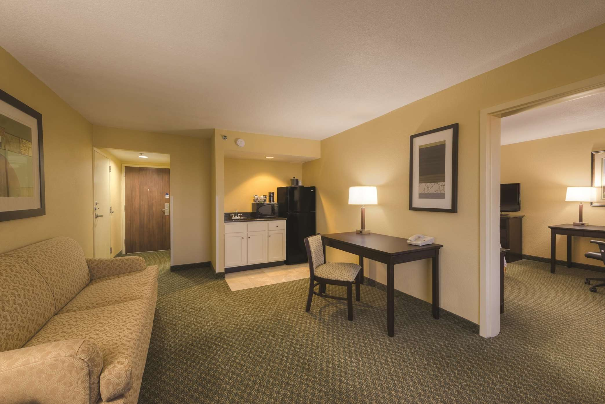 King Bay View Suite with Balcony