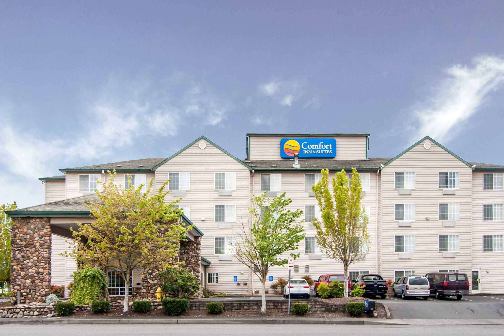 Comfort Inn Amp Suites In Salem Or 503 588 0