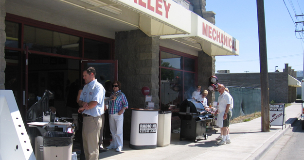 Copper Valley Mechanical Contractors Ltd in Merritt