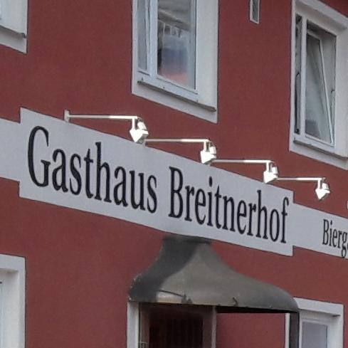 Logo von Gasthaus Breitnerhof
