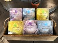 These Active Bath bombs are wonderful for any occasion!