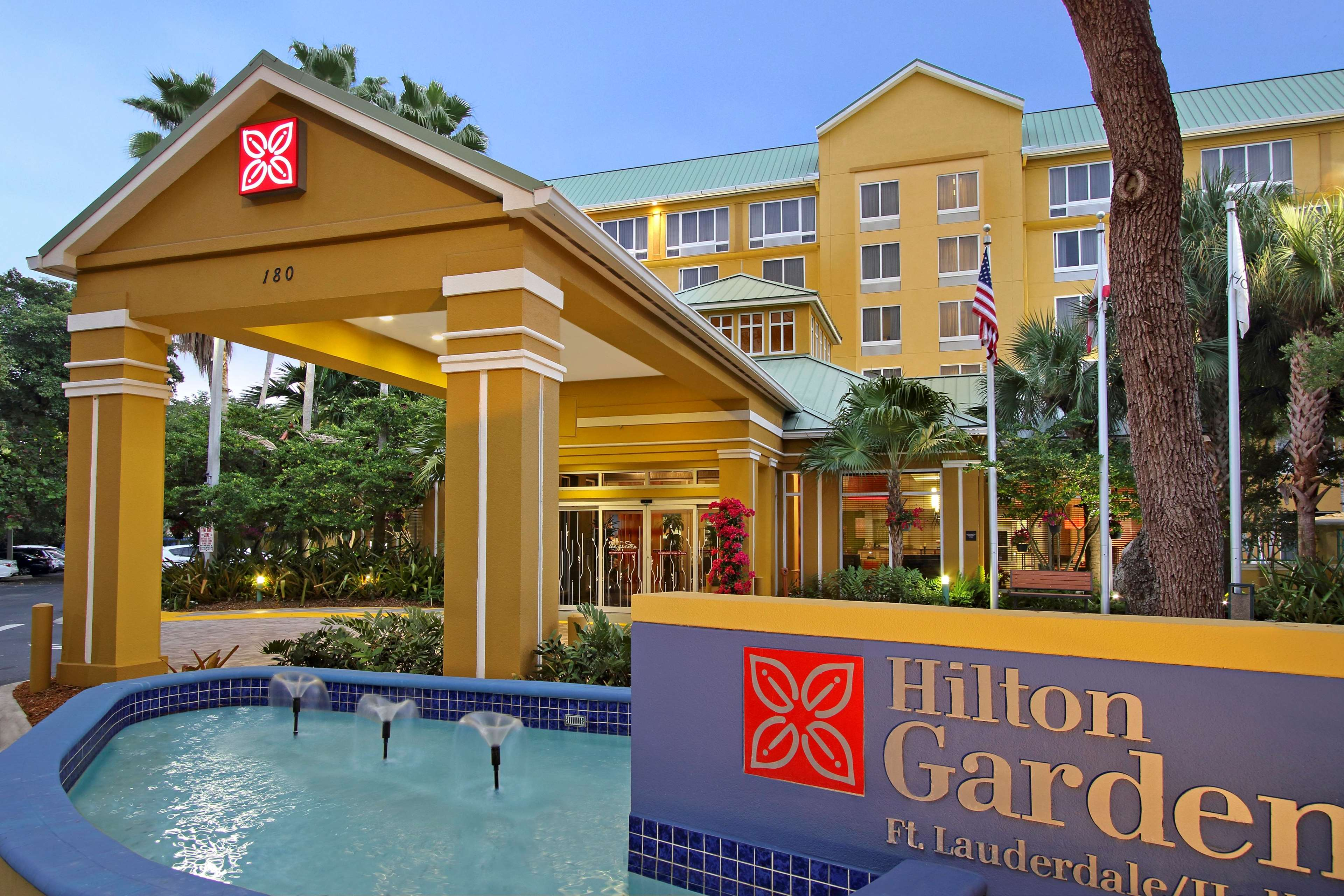 Hilton garden inn ft lauderdale airport cruise port at - Hilton garden inn ft lauderdale fl ...