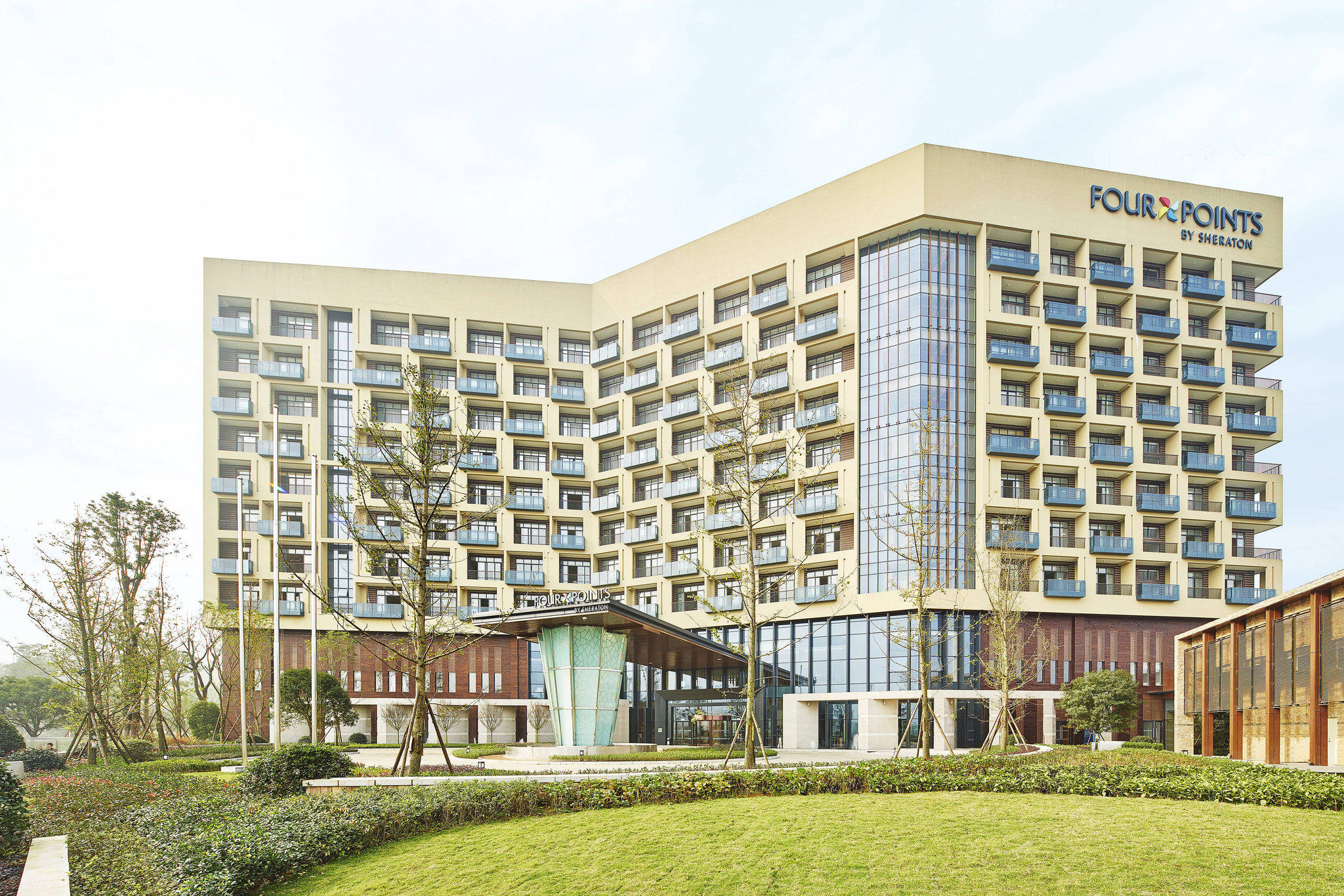 Four Points by Sheraton Chengdu, Pujiang Resort