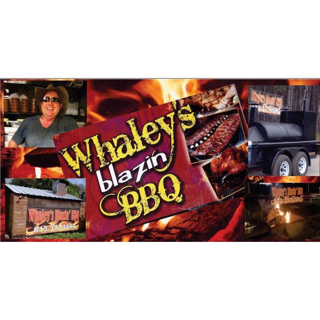 Whaley's Blazin BBQ