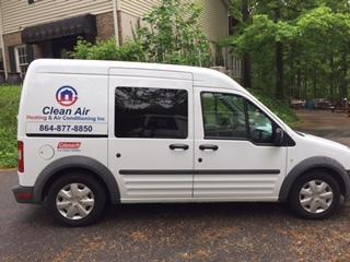Clean Air Heating and Air Conditioning, Inc. image 0