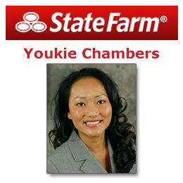 Youkie Chambers - State Farm Insurance Agent