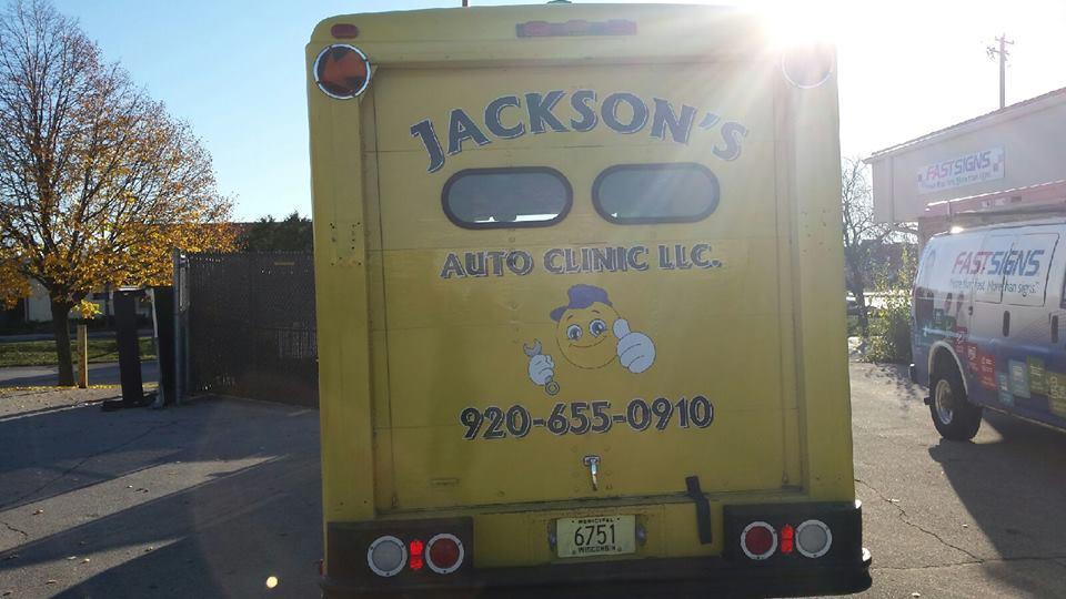 Jackson's Auto Clinic LLC image 0