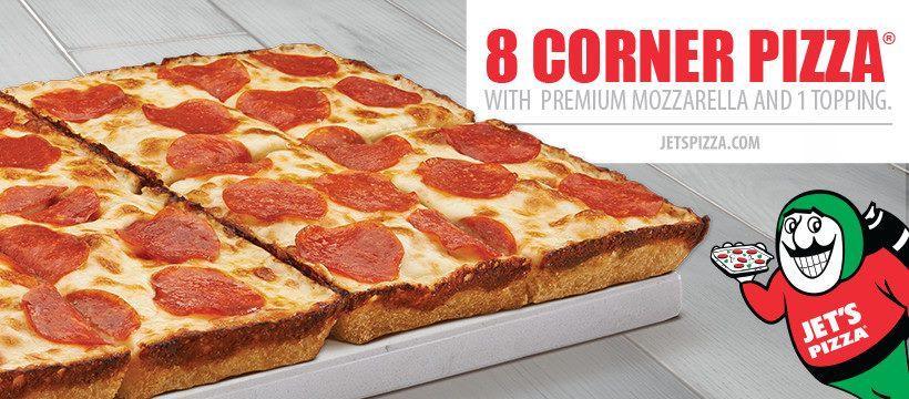 Jet's Pizza image 0