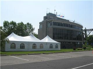 Chapiteau Summum à Saint-Jean-Sur-Richelieu