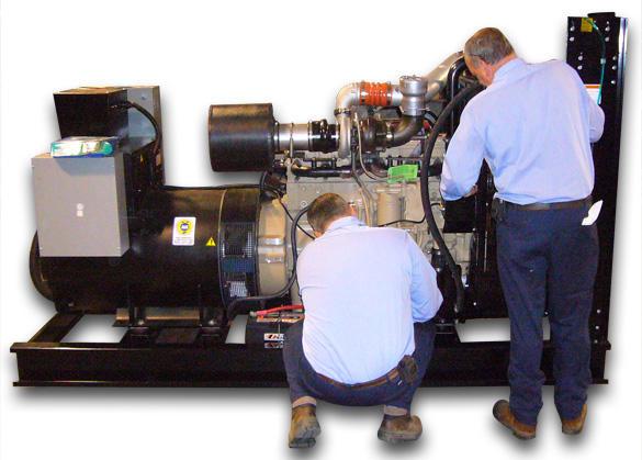 Generator GENERAC Maintenance Repair Service image 1