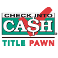 Check Into Cash Title Pawn