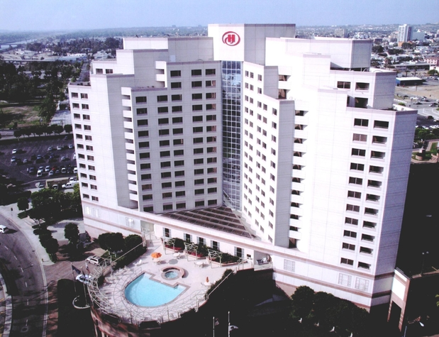 Hilton Long Beach Continental Breakfast