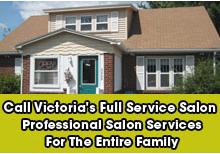 Victoria's Full Service Salon image 4