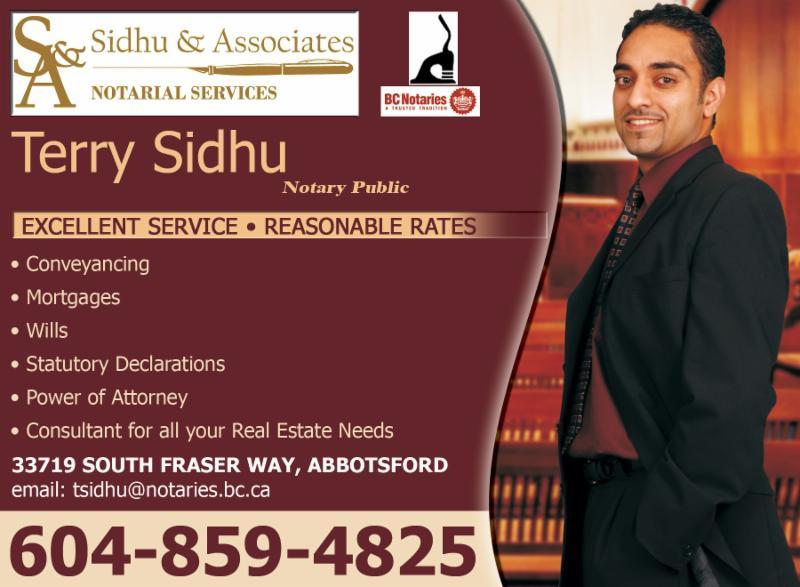 Sidhu & Associates in Abbotsford