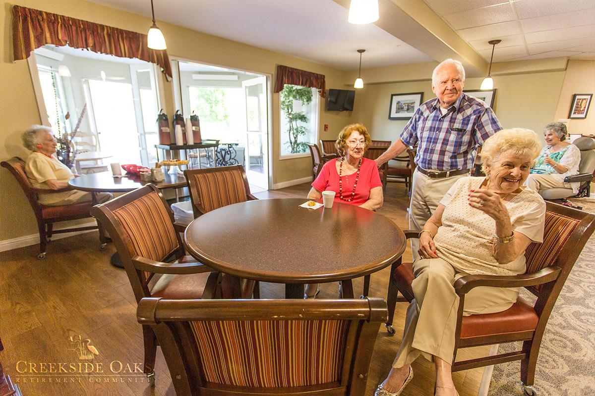 Creekside Oaks Retirement Community image 10
