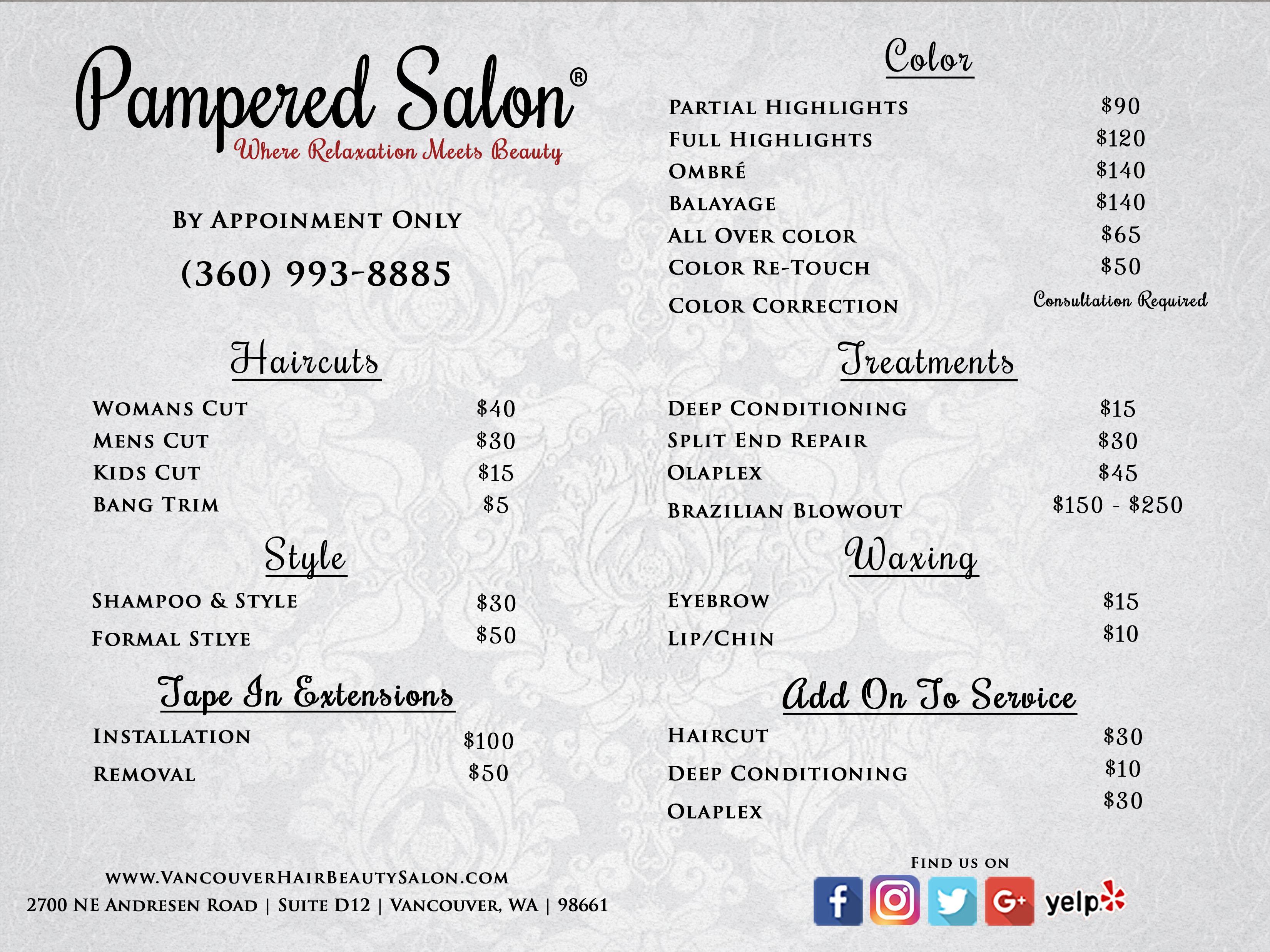 Pampered Salon image 0