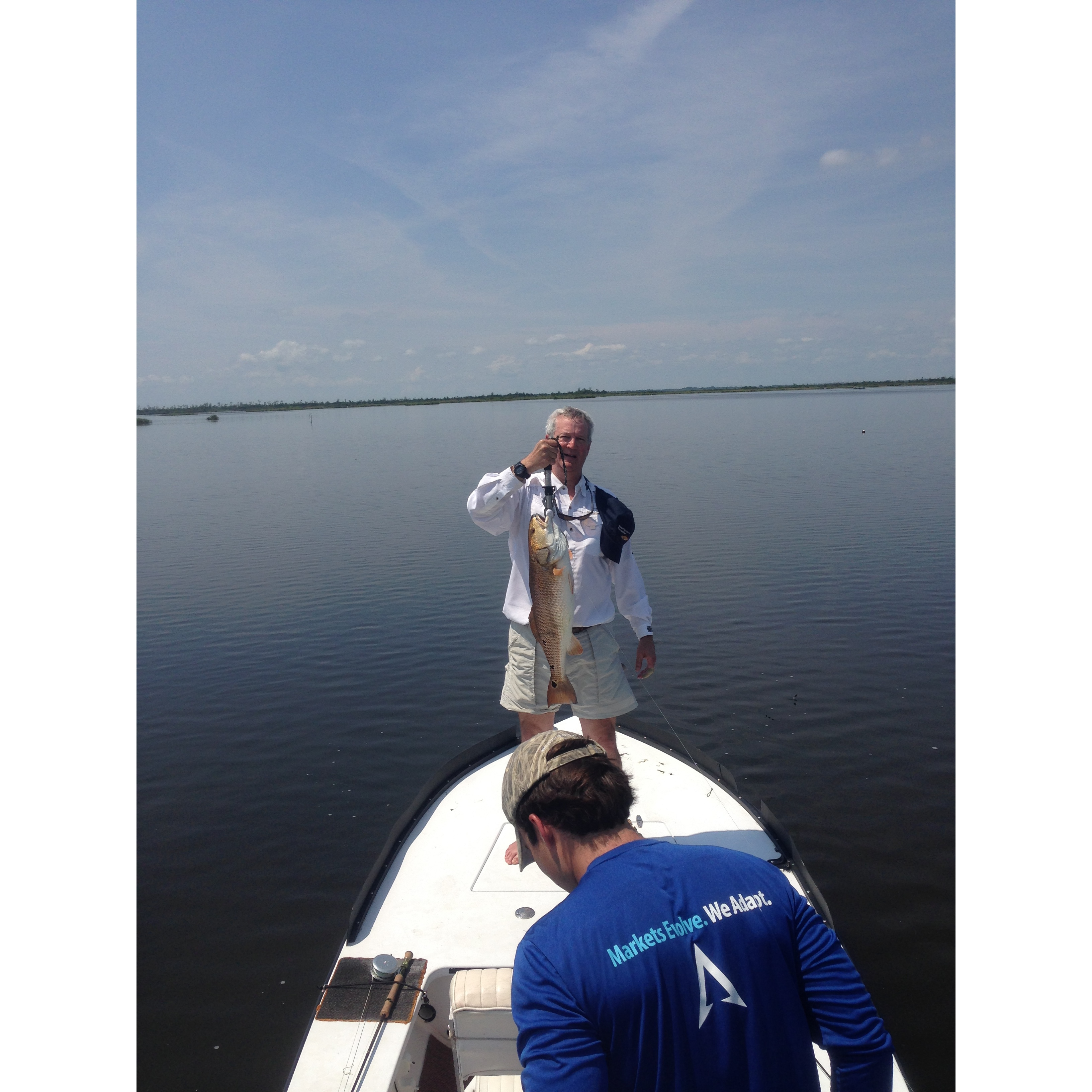 Captain Blaine Townsend Fishing Charters