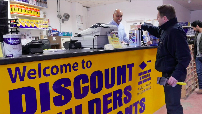Discount-merchant coupon