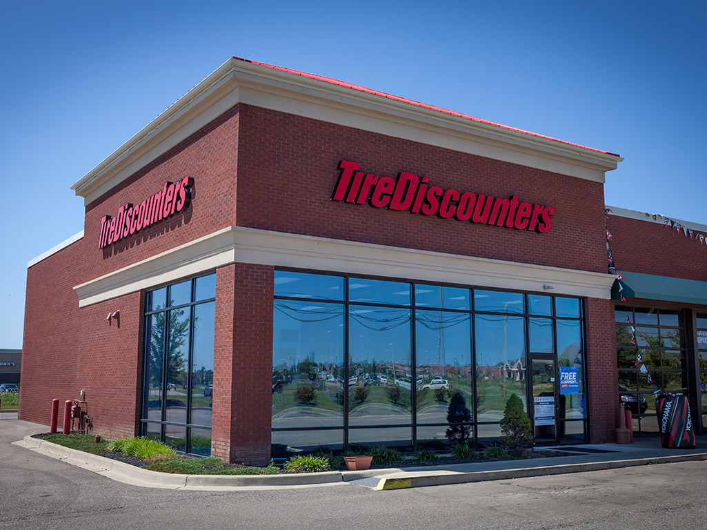 Tire Discounters in Marysville, OH, photo #2