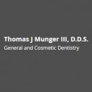 Thomas J Munger III, DDS