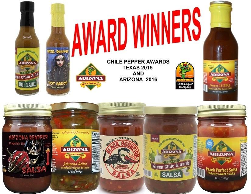 Arizona Salsa and Spice Co image 14