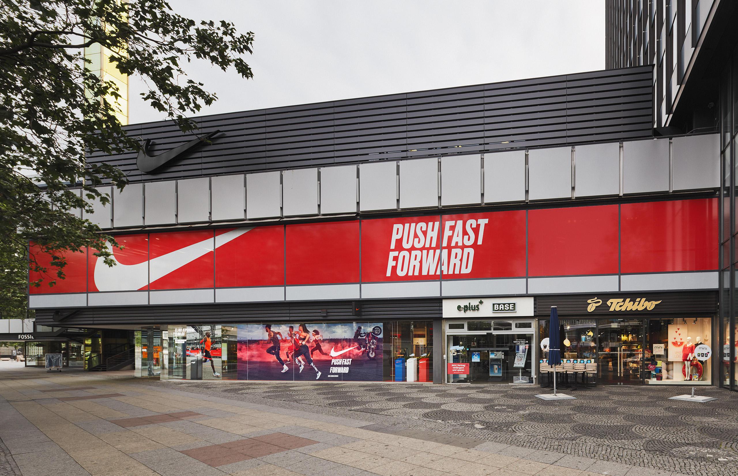 Nike Store Tauentzienstraße