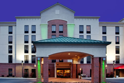 Holiday Inn Hotel & Suites Newport News - ad image