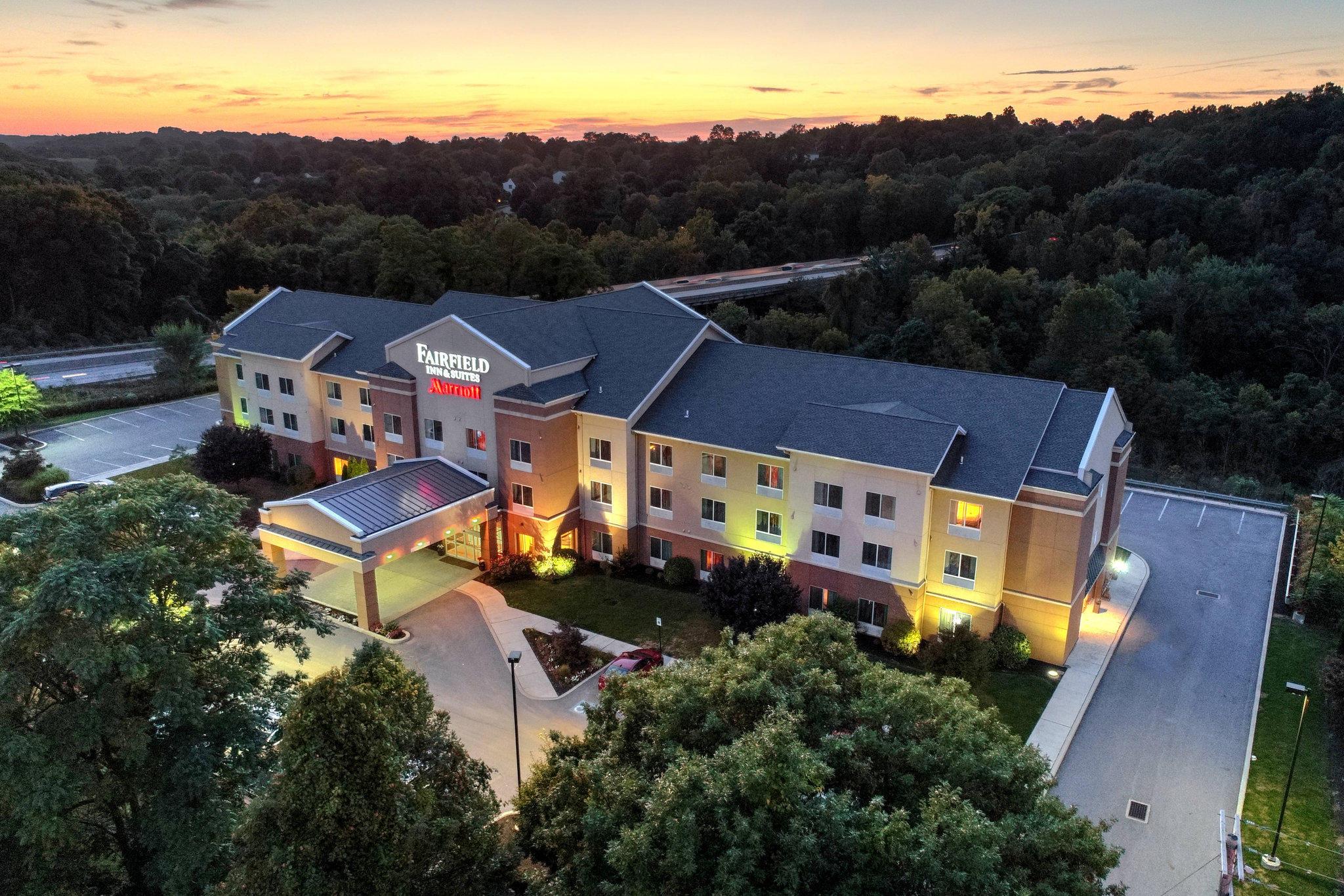 Fairfield Inn & Suites by Marriott Harrisburg West