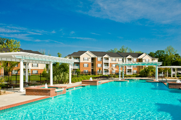 Belmont at Greenbrier Apartments image 0