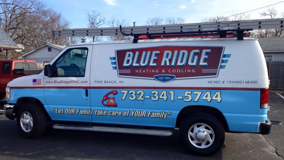 Blue Ridge Heating And Cooling Inc image 0