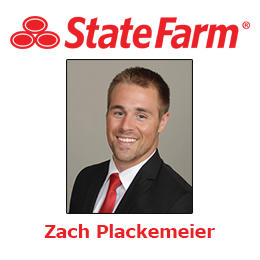 Zach Plackemeier - State Farm Insurance Agent image 1