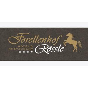 Logo von Forellenhof Rössle GmbH & Co. KG Hotel & Restaurant