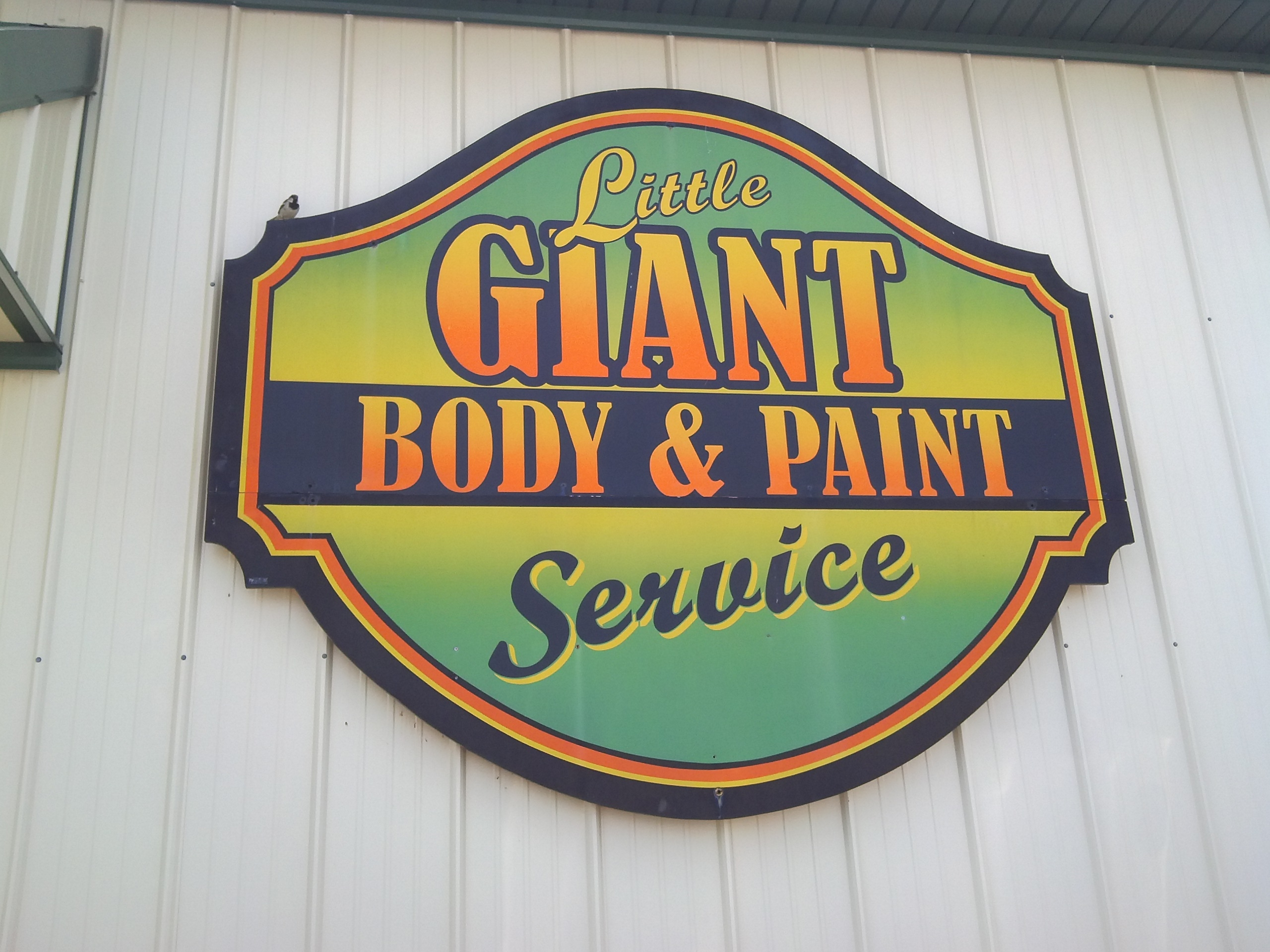 Little Giant Body & Paint in Dayton, OH, photo #4