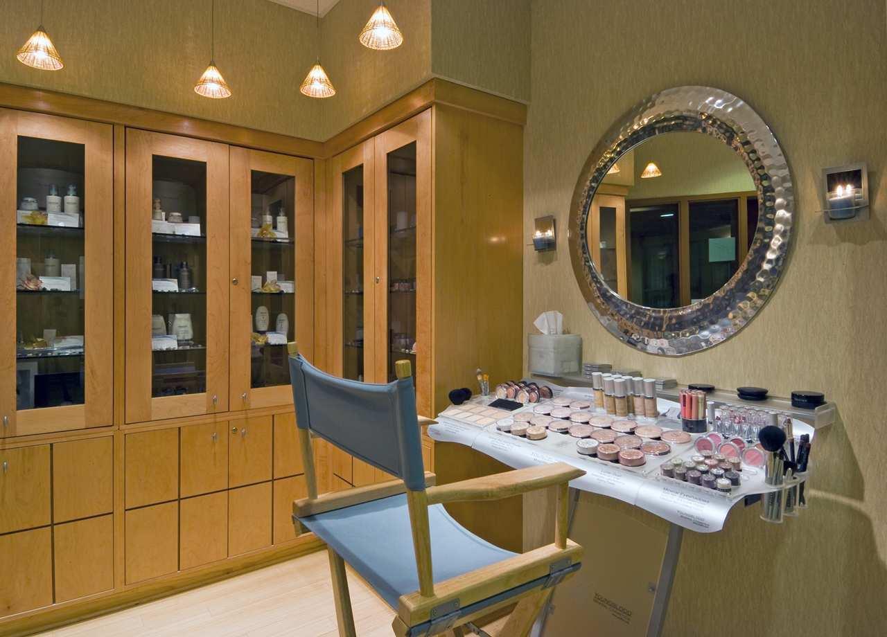 Cosmetics Area