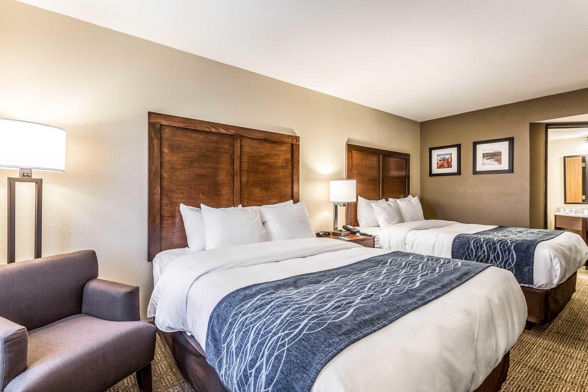 Comfort Inn & Suites Albuquerque Downtown image 16