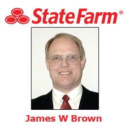 James W Brown - State Farm Insurance Agent