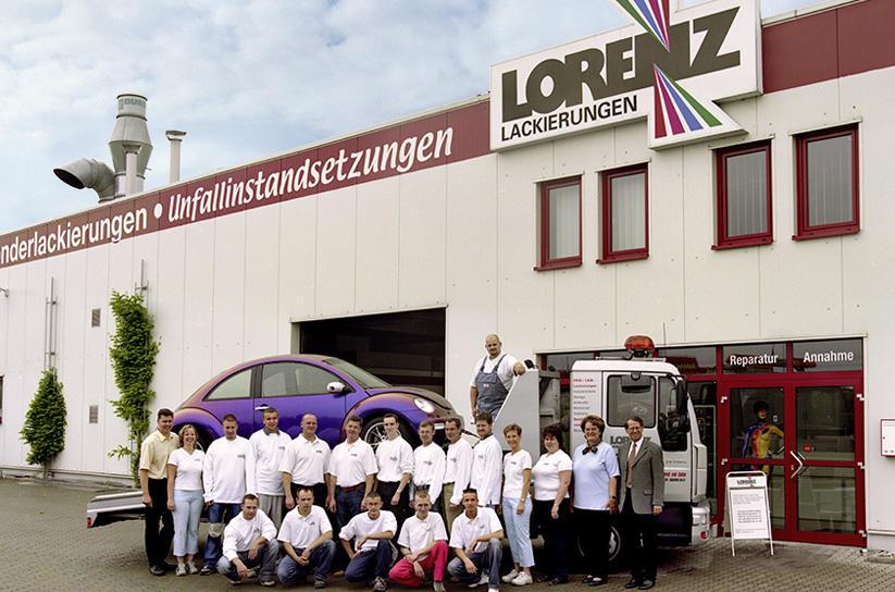 Bild der Lorenz-Lackierungen GmbH & Co. KG