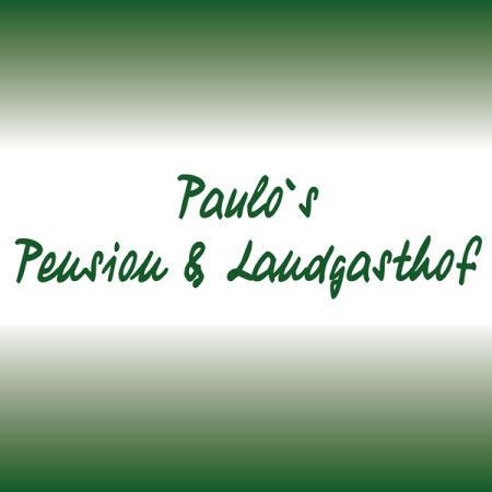 Logo von Paulos Pension und Landgasthof