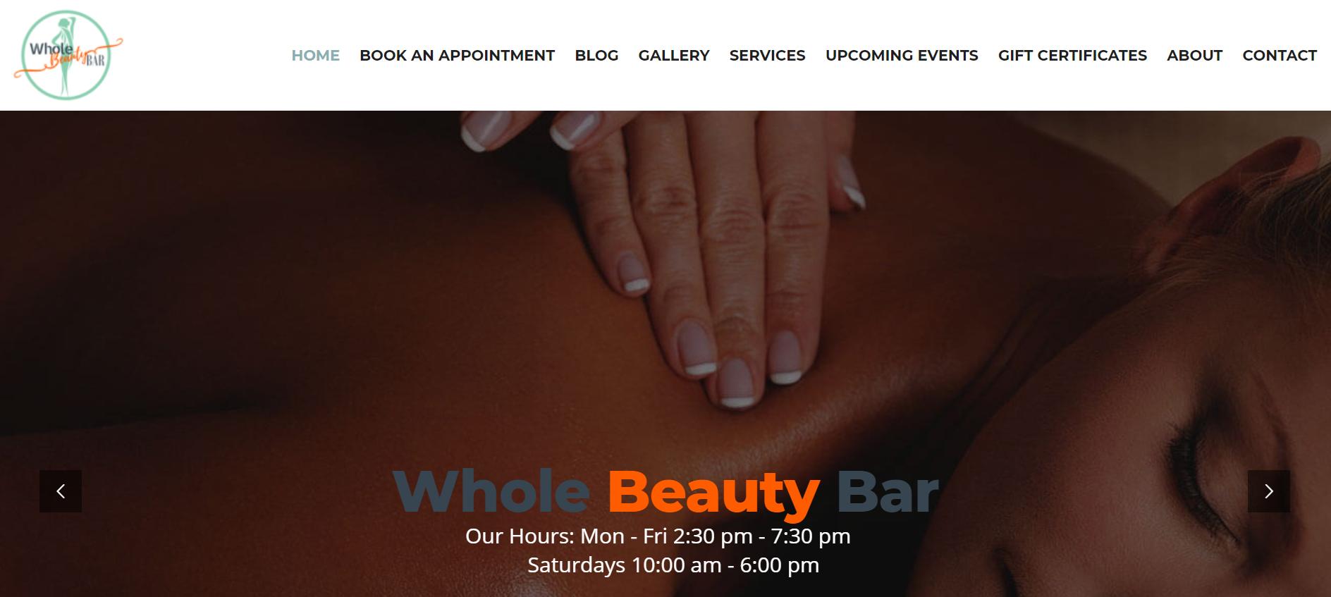 Whole Beauty Bar image 0