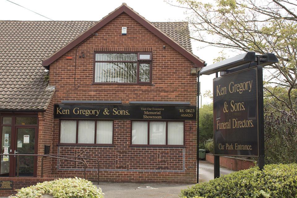 Ken Gregory & Sons Funeral Directors