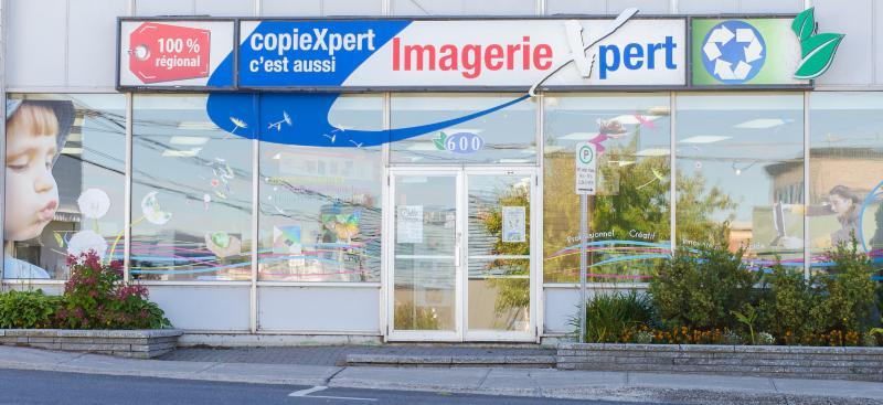 ImagerieXpert à Alma