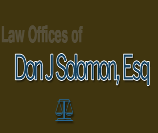 Don J. Solomon, Esq