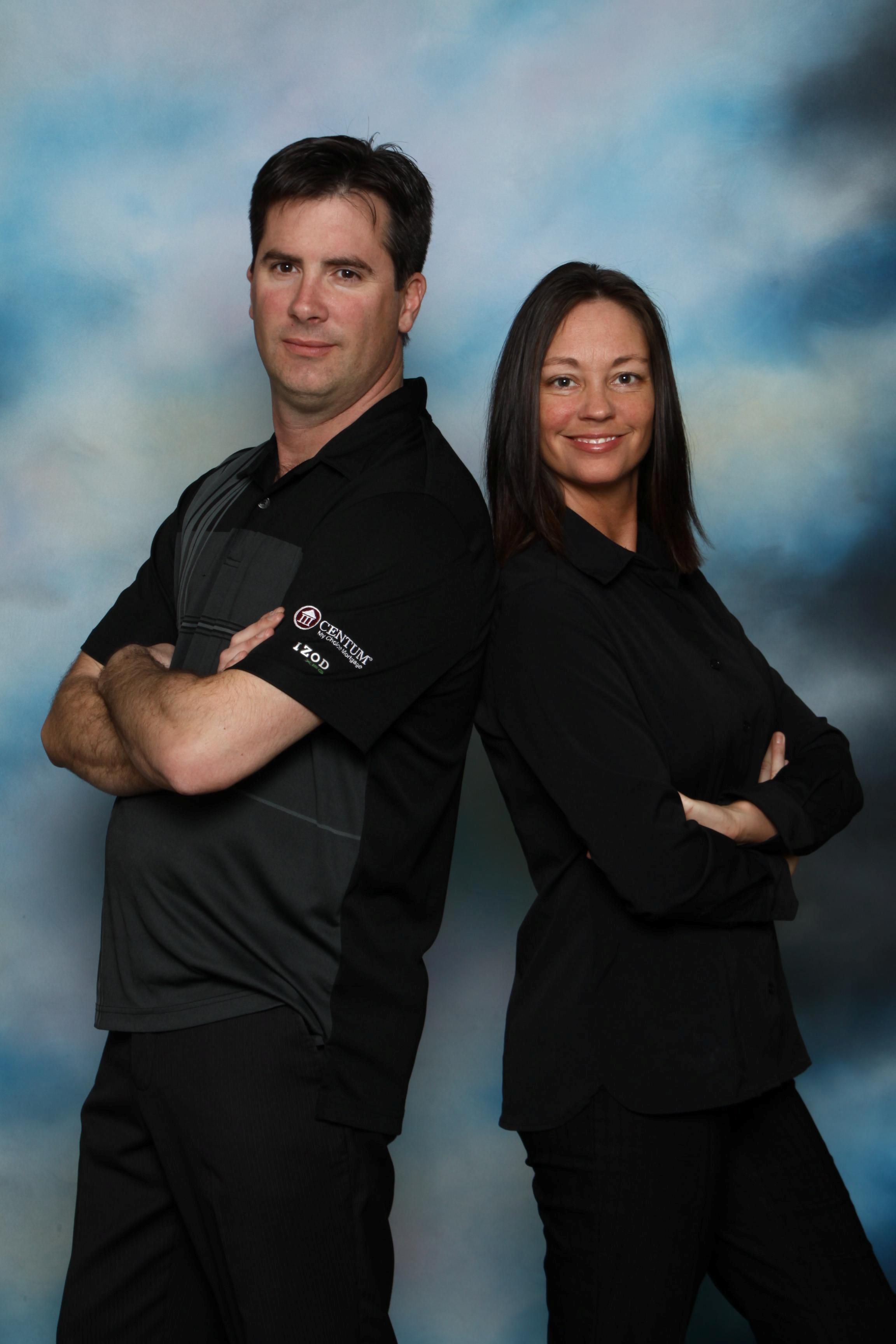Christina & David Reid